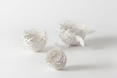 Three Small Nest Eggs